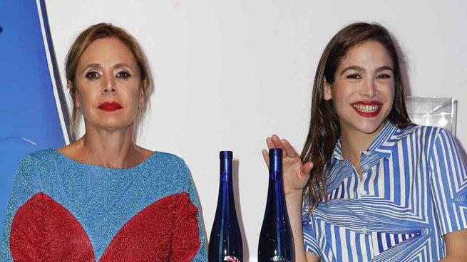 Ágatha Ruiz de la Prada y su hija Cósima Ramírez / GTRES