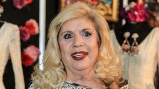 María Jiménez en Sevilla / Gtres