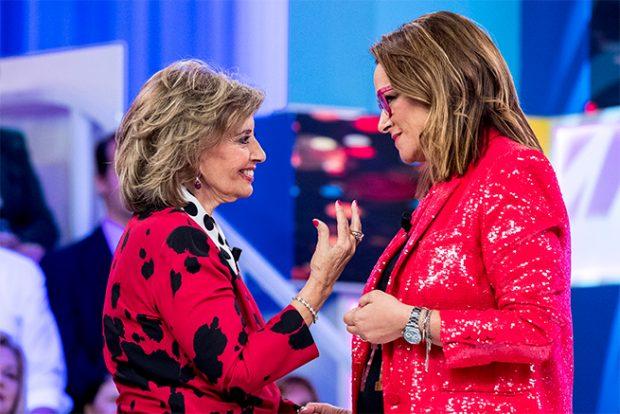 María Teresa Campos y Toñi Moreno