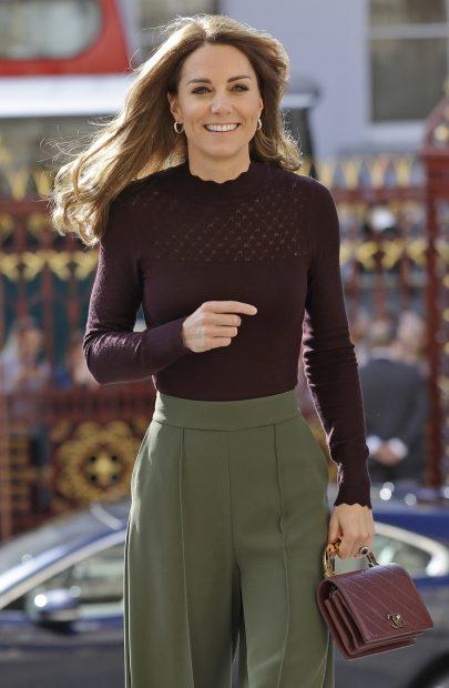 El incomprensible zasca de Kate Middleton a Diana de Gales