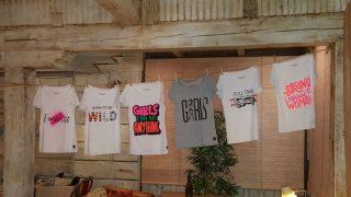 Camisetas de la nueva colección de Daydream By Nuria. / Daydream By Nuria