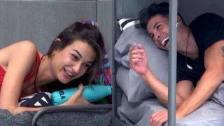 Kiko y Estela en GH VIP /Mediaset