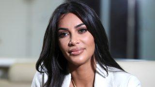 Kim Kardashian, en un congreso en Armenia / Gtres