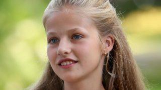 La princesa Leonor en una imagen de archivo /Gtres