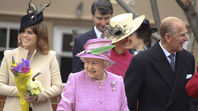 Familia Real Británica / Gtres