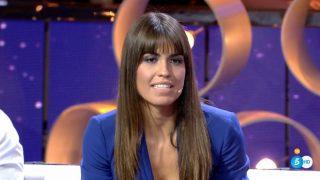 Sofía rompió con Kiko Jiménez en directo./Mediaset