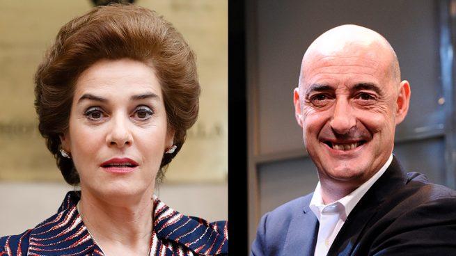 Anabel Alonso y Félix Álvarez