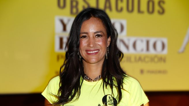 Begoña Villacís participó en segunda edición de la carrera de obstáculos 'Yo no renuncio' por la conciliación / Gtres