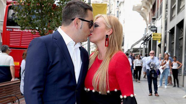 Belén Esteban y Miguel Marcos