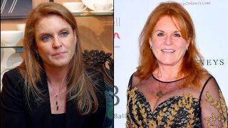 GALERÍA: El antes y el después de Sarah Ferguson. / Gtres