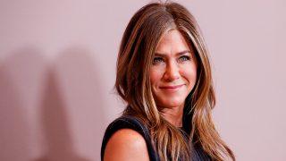 Jennifer Aniston publica su primera fotografía en la redes sociales