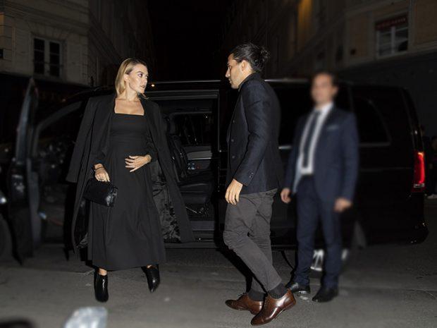 Marta Ortega con Carlos Torettas en París / Gtres