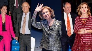 Galería: descubre todos los invitados a los premios BWM, presididos por la reina Sofía / Gtres