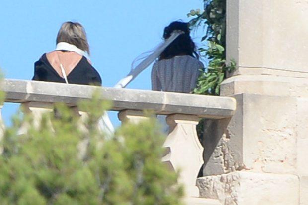 Así es el vestido de novia de Xisca Perelló