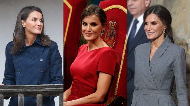 Doña Letizia y su despliegue estilístico cargado de mensajes