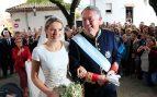 Irene Michavila y Ramón Lladó, la otra boda eclipsada por Nadal