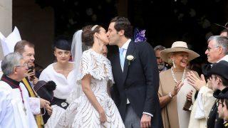 Jean Cristophe Napoleón y Olympia ya son marido y mujer / Gtres