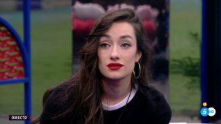 Adara Molinero le ha escrito a su novio, Hugo./Mediaset
