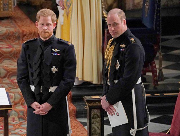 El príncipe Harry reconoce que la relación con su hermano no pasa por su mejor momento