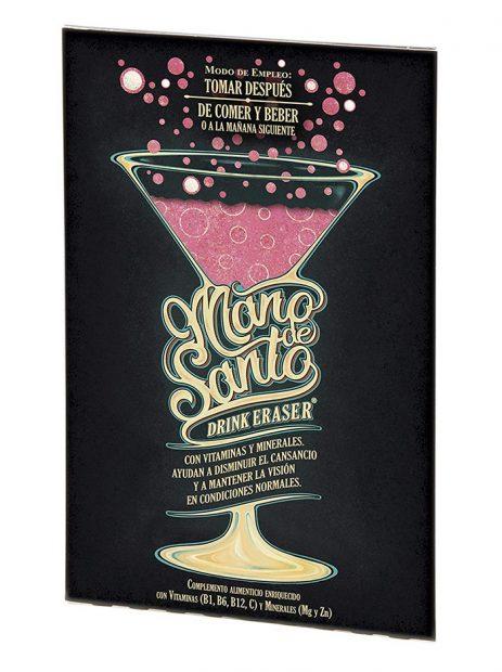 Drink Eraser Mano de Santo
