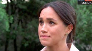 Meghan Markle, en el documental que reconoce su sufrimiento / ITV News
