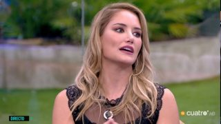 Alba Carrillo, fuera de juego en 'GH VIP7'./Mediaset