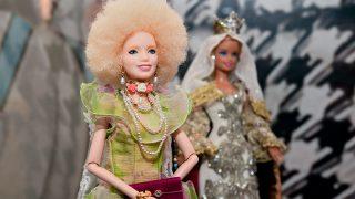 La duquesa de Alba se convierte en muñeca / Gtres