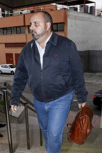 Julio Ruz, expareja de María Jesús Ruiz