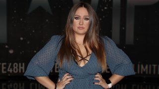 Rocío Flores con su look más atrevido en una gala de Gran Hermano Vip 7. / Gtres