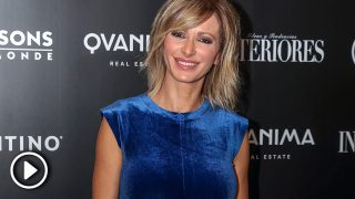 Susanna Griso, durante los Premios Interiores / Gtres