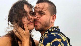 Cristina Pedroche y Dabid Muñoz celebran su cuarto aniversario de boda/Instagram