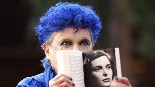Lucía Bosé presenta su libro de memorias donde habla de los amores de su vida. / Gtres