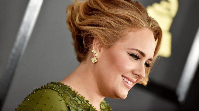 Así es el sorprendente cambio físico de Adele