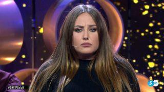 Rocío Flores, muy enfadada con Kiko Jiménez./Mediaset