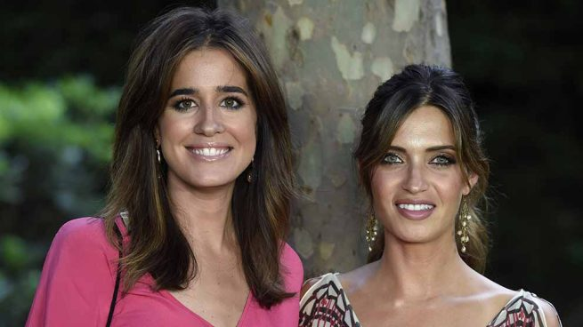 Sara Carbonero e Isabel Jiménez en una imagen de archivo / GTRES