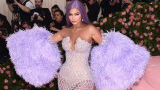 Kylie Jenner en la MET Gala 2019/Gtres