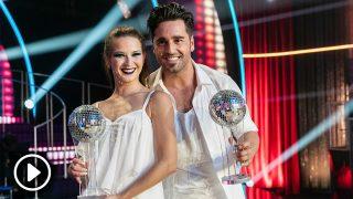 David Bustamante y Yana Olina en 'Bailando con las estrellas' / Gtres