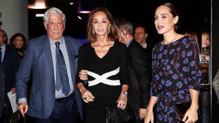 Galería: descubre quiénes estuvieron arropando a Vargas Llosa / Gtres