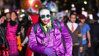 Halloween es el día más terrorífico del año /Gtres