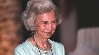 La reina Sofía, en una imagen de archivo / Gtres