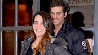 Naelé Tablada y su marido / Gtres