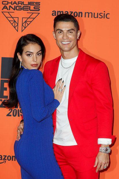 Cristiano Ronaldo, Georgina Rodríguez