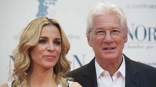 Richard Gere y su esposa esperan su segundo hijo