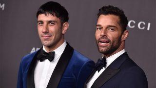 Ricky Martin y Jwan Yosef en el homenaje a Alfonso Cuarón y a Betye Saar / Gtres