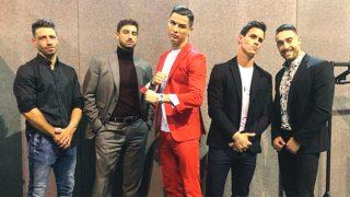 Galería: descubre quiénes son los mejores amigos de Cristiano Ronaldo / Gtres