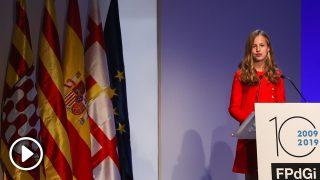 No te pierdas el discurso de Leonor en catalán / Gtres