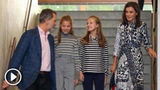 La Familia Real en Girona /Gtres