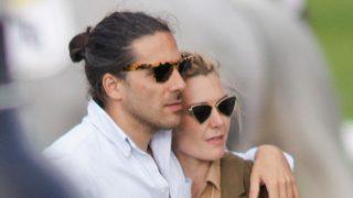 Marta Ortega y Carlos Torretta Marta Ortega y Carlos Torretta están esperando a su primer bebé / Gtres