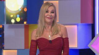 Ana García Obregón en el programa de Toñi Moreno. / Telemadrid (FORTA)