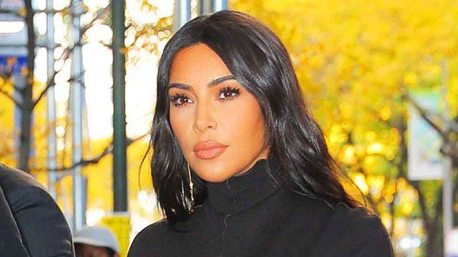 kim kardashian recatada